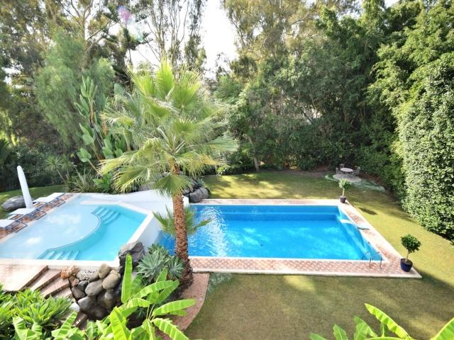 7 bedroom Villa in Golf Valley, Nueva Andalucia, Spain : ref 2245813 - Image 1 - Nueva Andalucia - rentals