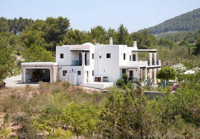 4 bedroom Villa in Ibiza Town, Baleares, Ibiza : ref 2247472 - Image 1 - Velverde - rentals