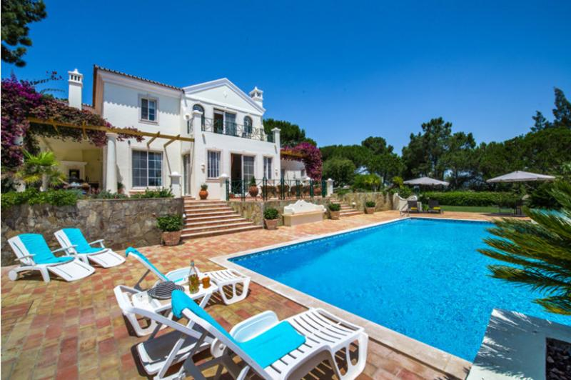 4 bedroom Villa in Quinta do Lago, Algarve, Portugal : ref 2249262 - Image 1 - Quinta do Lago - rentals