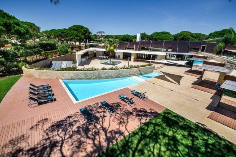 5 bedroom Villa in Vilamoura, Algarve, Portugal : ref 2249278 - Image 1 - Vilamoura - rentals
