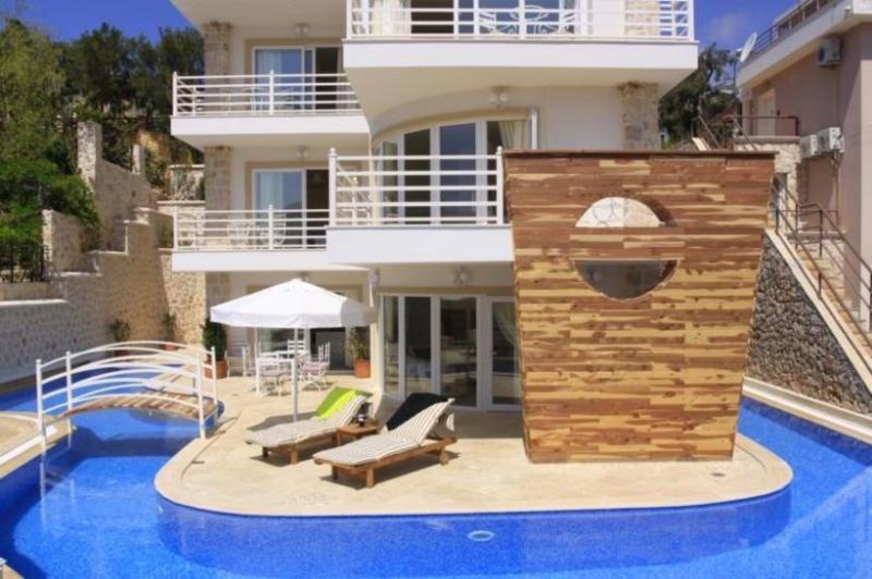 5 bedroom Villa in Kalkan, Mediterranean Coast, Turkey : ref 2249329 - Image 1 - Kalkan - rentals