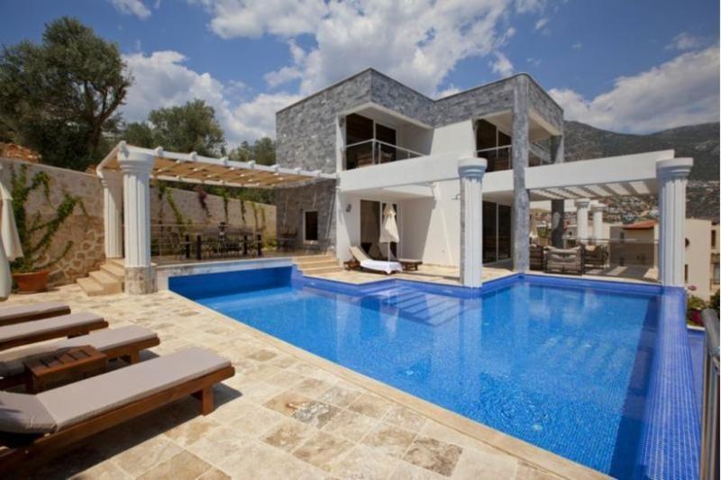 4 bedroom Villa in Kalkan, Mediterranean Coast, Turkey : ref 2249347 - Image 1 - Kalkan - rentals