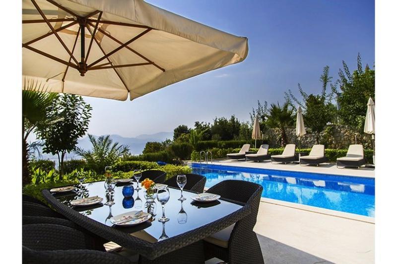 4 bedroom Villa in Kalkan, Mediterranean Coast, Turkey : ref 2249351 - Image 1 - Islamlar - rentals