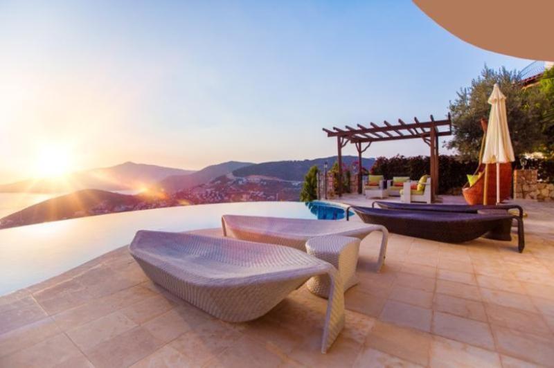 4 bedroom Villa in Kalkan, Mediterranean Coast, Turkey : ref 2249354 - Image 1 - Kalkan - rentals