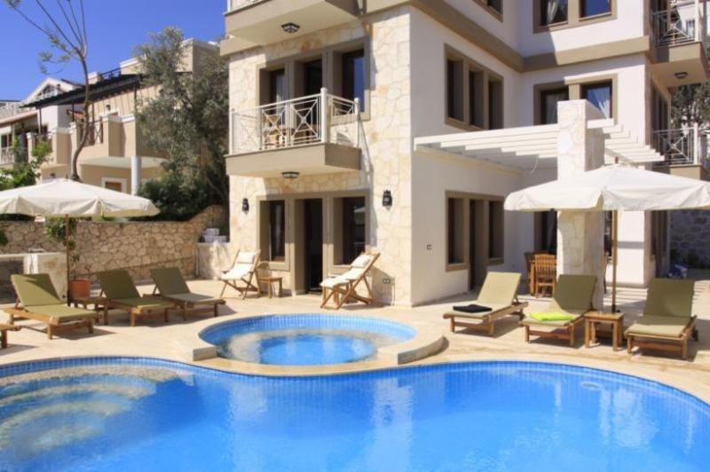 5 bedroom Villa in Kalkan, Mediterranean Coast, Turkey : ref 2249357 - Image 1 - Kalkan - rentals