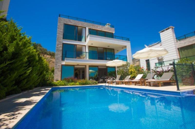5 bedroom Villa in Kalkan, Mediterranean Coast, Turkey : ref 2249360 - Image 1 - Kalkan - rentals