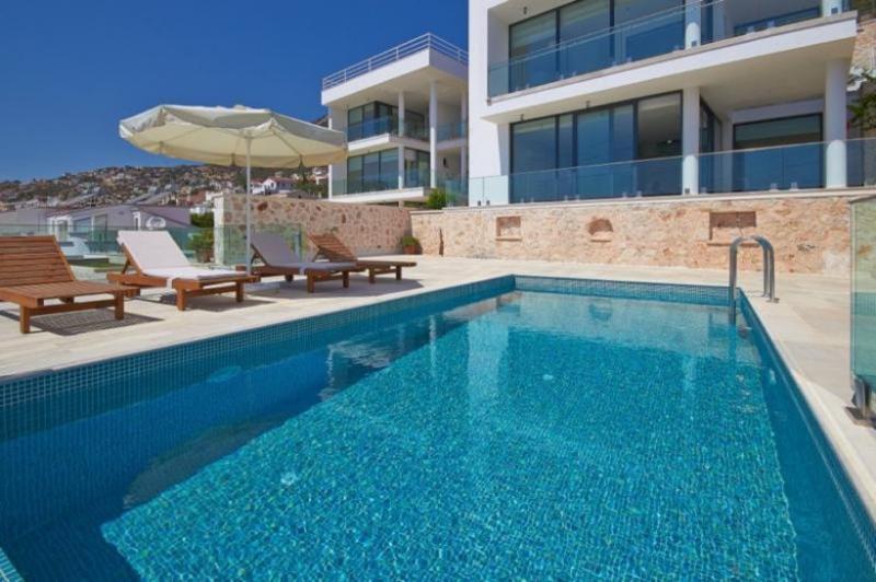 3 bedroom Villa in Kalkan, Mediterranean Coast, Turkey : ref 2249363 - Image 1 - Kalkan - rentals