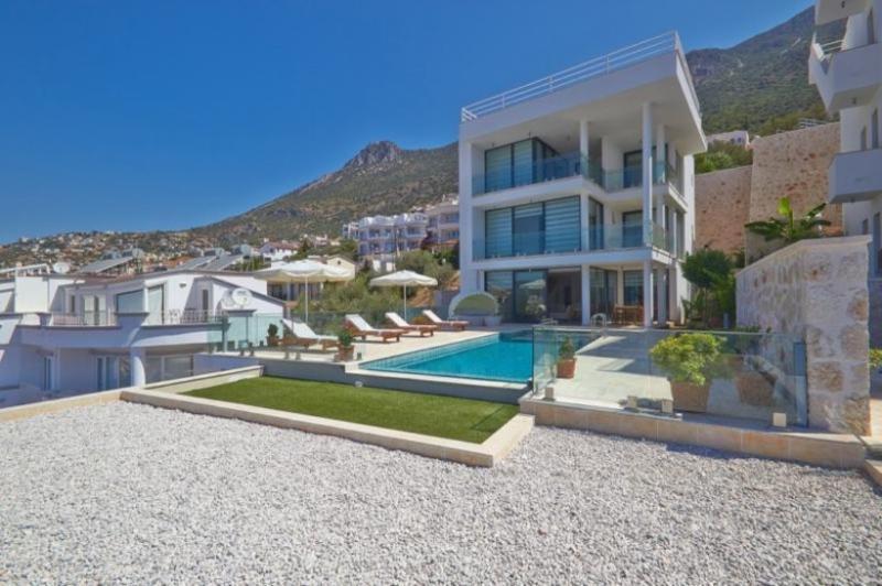 3 bedroom Villa in Kalkan, Mediterranean Coast, Turkey : ref 2249362 - Image 1 - Kalkan - rentals