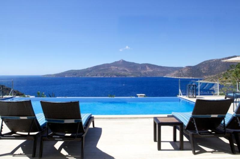 4 bedroom Villa in Kalkan, Mediterranean Coast, Turkey : ref 2249364 - Image 1 - Kalkan - rentals