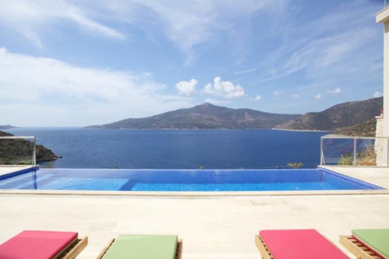 4 bedroom Villa in Kalkan, Mediterranean Coast, Turkey : ref 2249365 - Image 1 - Kalkan - rentals