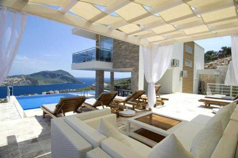 4 bedroom Villa in Kalkan, Mediterranean Coast, Turkey : ref 2249373 - Image 1 - Kalkan - rentals