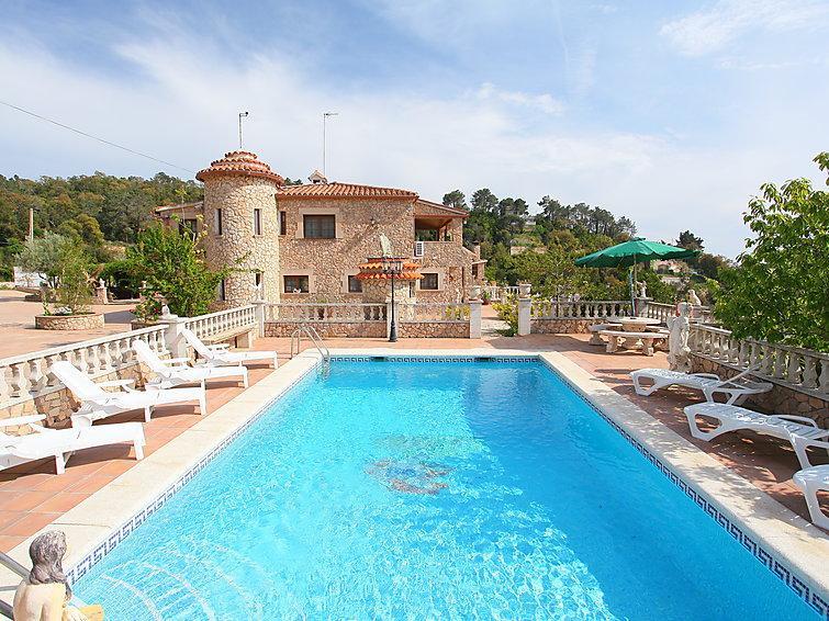 5 bedroom Villa in Lloret De Mar, Costa Brava, Spain : ref 2250377 - Image 1 - Lloret de Mar - rentals
