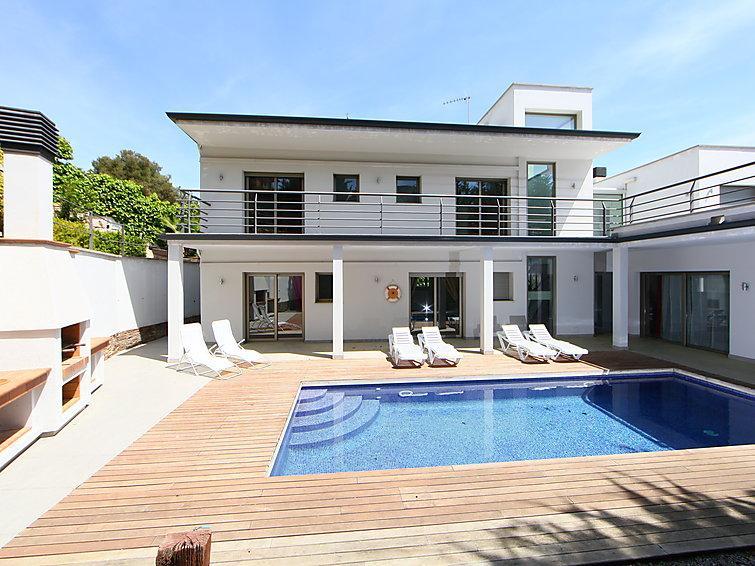 4 bedroom Villa in Lloret de Mar, Costa Brava, Spain : ref 2250383 - Image 1 - Lloret de Mar - rentals