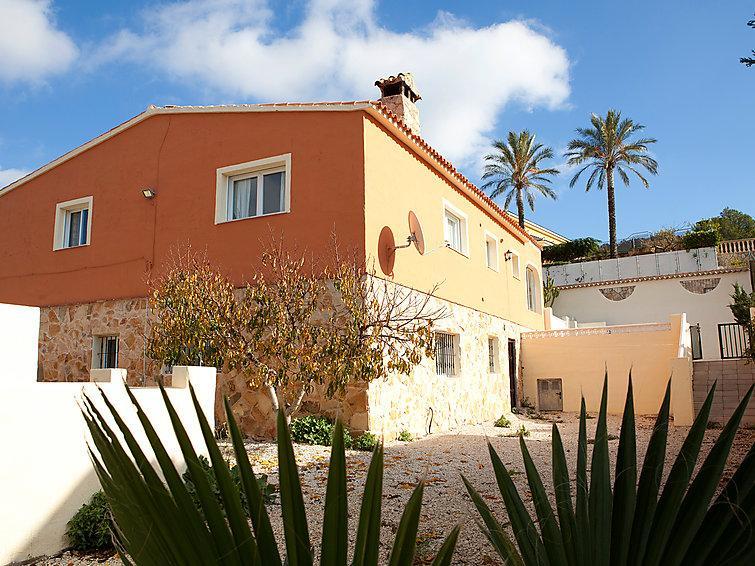 8 bedroom Villa in Calpe/Calp, Costa Blanca, Spain : ref 2250419 - Image 1 - Calpe - rentals