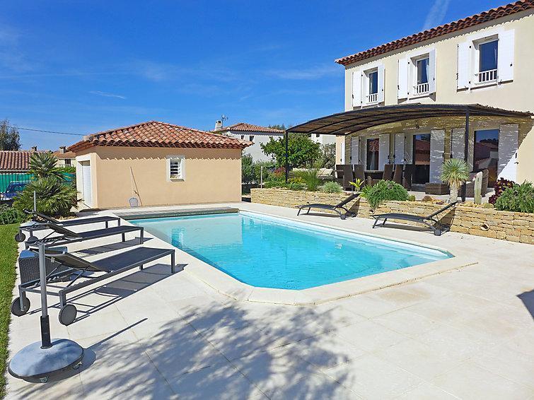 4 bedroom Villa in Saint Cyr/Les Lecques, Cote d'Azur, France : ref 2250634 - Image 1 - Saint-Cyr-sur-Mer - rentals