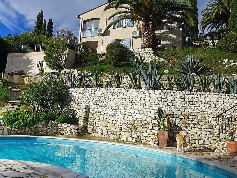 4 bedroom Villa in Vence, Cote d'Azur, France : ref 2250668 - Image 1 - Saint-Paul - rentals