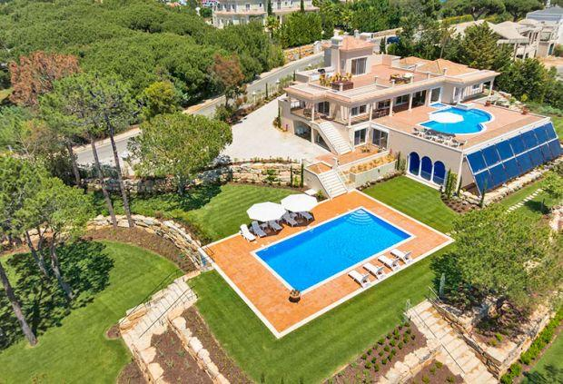 6 bedroom Villa in Quinta Do Lago, Algarve, Portugal : ref 2252126 - Image 1 - Quinta do Lago - rentals