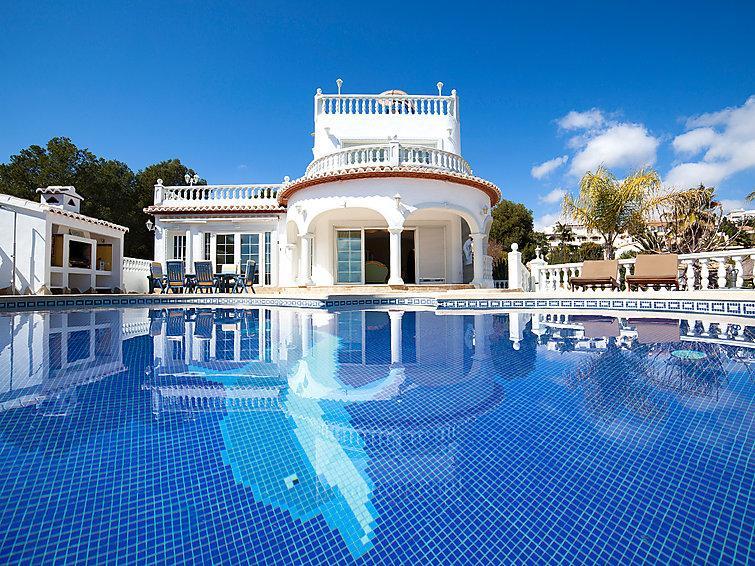 4 bedroom Villa in Calpe/Calp, Costa Blanca, Spain : ref 2253146 - Image 1 - La Llobella - rentals