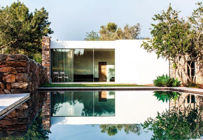 6 bedroom Villa in Santa Eulalia Del Río, Balearic Islands, Ibiza : ref 2259648 - Image 1 - Es Codolar - rentals