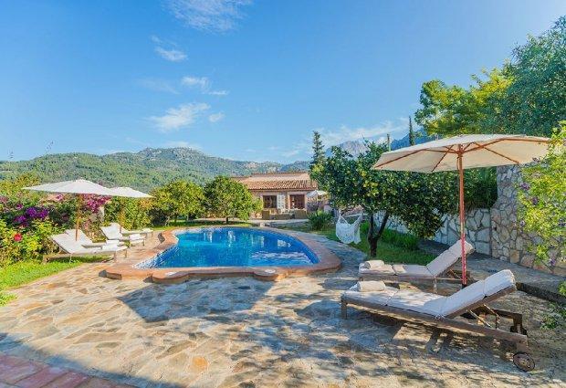 5 bedroom Villa in Soller, Mallorca, Mallorca : ref 2259667 - Image 1 - Soller - rentals