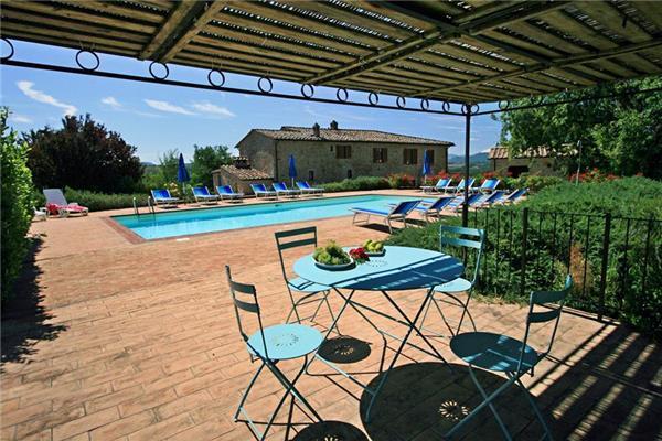 8 bedroom Villa in Casole D'elsa, Tuscany, Italy : ref 2262222 - Image 1 - Casole d Elsa - rentals