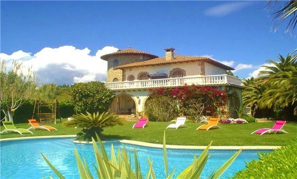4 bedroom Villa in Cambrils, Costa Dorada, Spain : ref 2262567 - Image 1 - Montroig - rentals