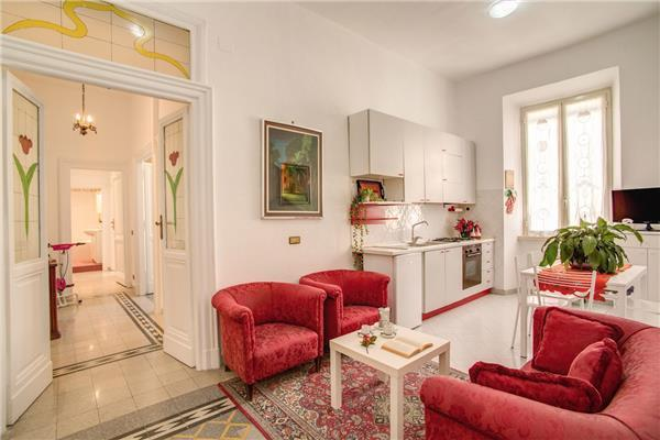 3 bedroom Apartment in Rome, Lazio, Italy : ref 2262970 - Image 1 - Vatican City - rentals