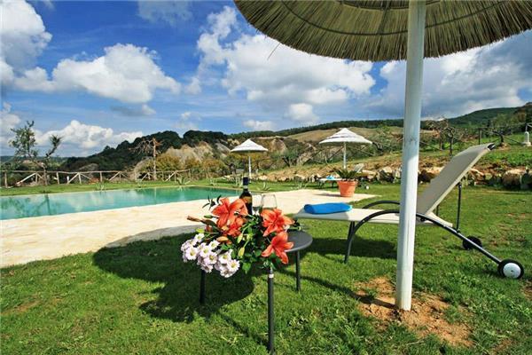 3 bedroom Villa in Montaione, Tuscany, Italy : ref 2263309 - Image 1 - Villamagna - rentals