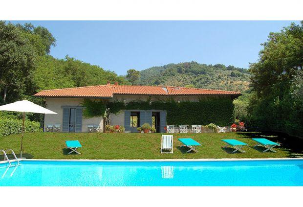 4 bedroom Villa in Lucca, Tuscany, Italy : ref 2265914 - Image 1 - Lucca - rentals