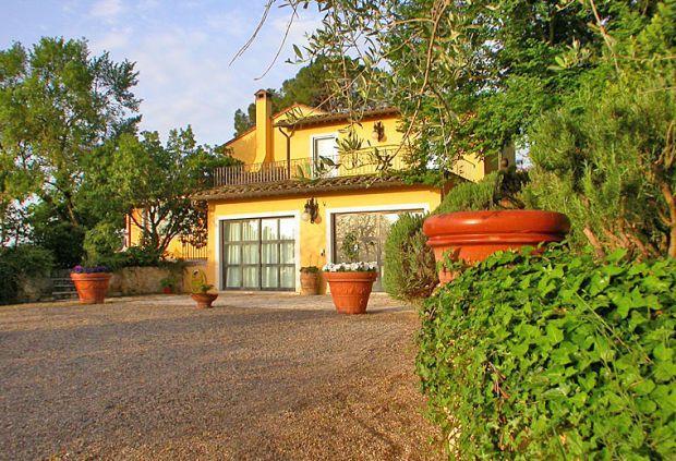 5 bedroom Villa in Cetona, Tuscany, Italy : ref 2265920 - Image 1 - Cetona - rentals