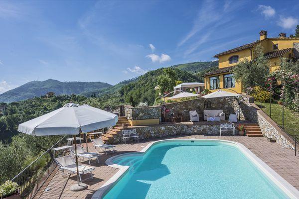 3 bedroom Villa in Monsummano Terme, Tuscany, Italy : ref 2266002 - Image 1 - Cantagrillo - rentals