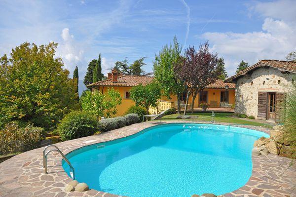 10 bedroom Villa in Londa, Tuscany, Italy : ref 2266023 - Image 1 - Londa - rentals