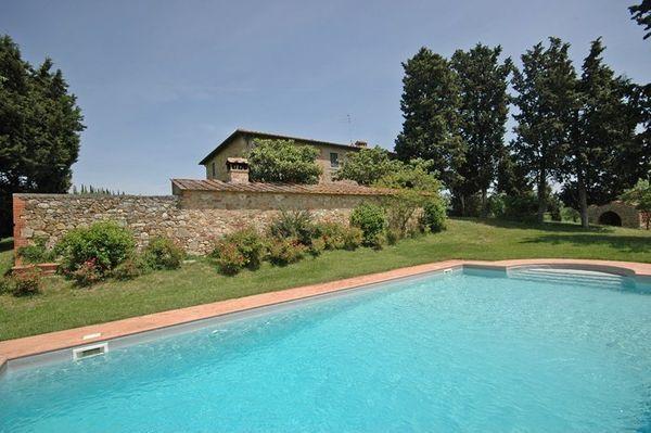 8 bedroom Villa in Castellina In Chianti, Tuscany, Italy : ref 2266032 - Image 1 - Staggia - rentals