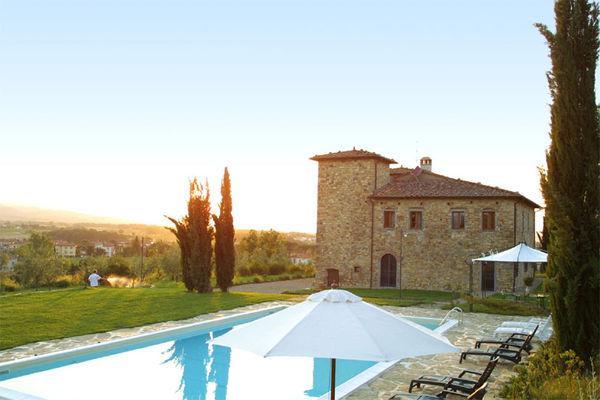 8 bedroom Villa in Bucine, Tuscany, Italy : ref 2266070 - Image 1 - Bucine - rentals