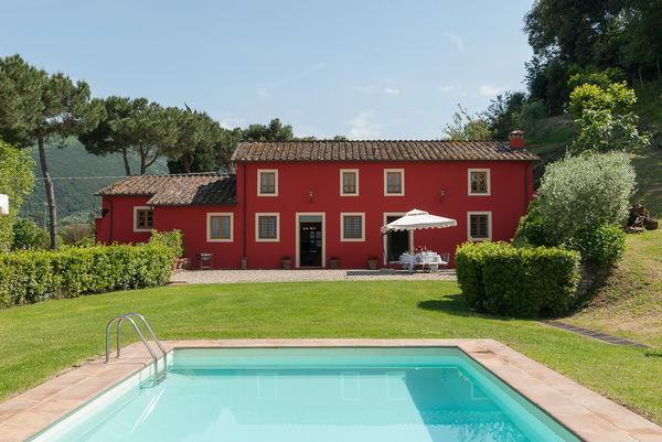 4 bedroom Villa in Vorno, Tuscany, Italy : ref 2266075 - Image 1 - Vorno - rentals