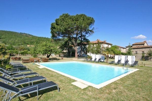 9 bedroom Villa in Capolona, Tuscany, Italy : ref 2266076 - Image 1 - Subbiano - rentals