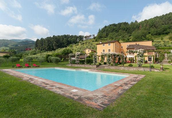 8 bedroom Villa in Vorno, Tuscany, Italy : ref 2266077 - Image 1 - Vorno - rentals