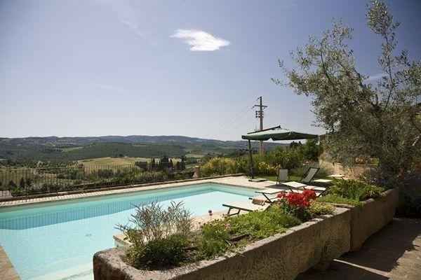 3 bedroom Apartment in Tavarnelle Val Di Pesa, Tuscany, Italy : ref 2266080 - Image 1 - Barberino Val d'Elsa - rentals