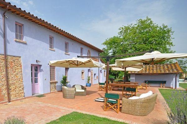 7 bedroom Villa in Altopascio, Tuscany, Italy : ref 2266081 - Image 1 - Montecarlo - rentals