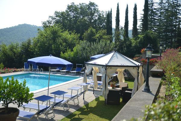 6 bedroom Villa in Monterchi, Tuscany, Italy : ref 2266187 - Image 1 - Lippiano - rentals