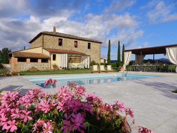 11 bedroom Villa in Montebenichi, Tuscany, Italy : ref 2266221 - Image 1 - Pietraviva - rentals