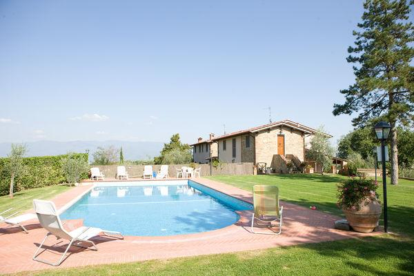 4 bedroom Villa in Cavriglia, Tuscany, Italy : ref 2266238 - Image 1 - Cavriglia - rentals