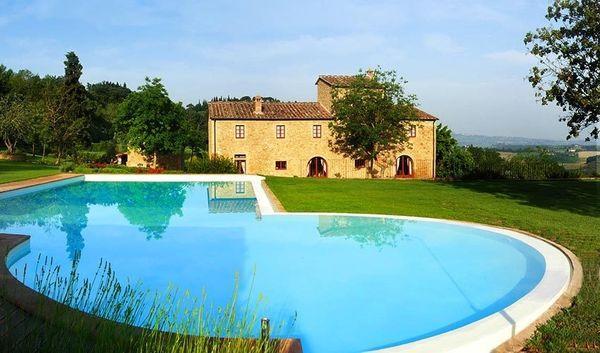 8 bedroom Villa in Barberino Val D'elsa, Tuscany, Italy : ref 2266241 - Image 1 - San Donnino - rentals