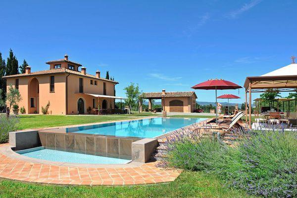 4 bedroom Villa in Montelopio, Tuscany, Italy : ref 2266244 - Image 1 - Montelopio - rentals