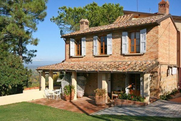 4 bedroom Villa in Montaione, Tuscany, Italy : ref 2266250 - Image 1 - Montaione - rentals