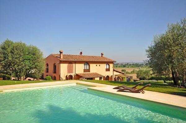 5 bedroom Villa in Empoli, Tuscany, Italy : ref 2266252 - Image 1 - Empoli - rentals