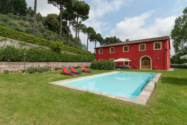 6 bedroom Villa in Vorno, Tuscany, Italy : ref 2266254 - Image 1 - Vorno - rentals