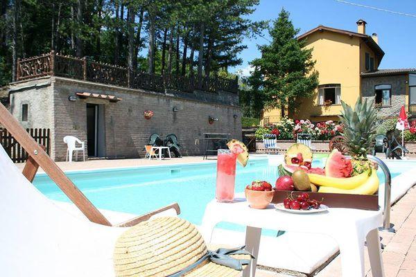 9 bedroom Villa in Anghiari, Tuscany, Italy : ref 2266266 - Image 1 - Chiaveretto - rentals