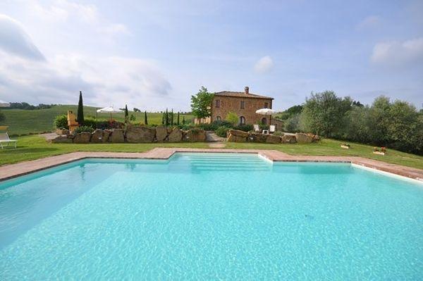 5 bedroom Villa in Montefollonico, Tuscany, Italy : ref 2266268 - Image 1 - Petroio - rentals