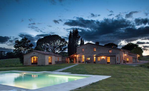 9 bedroom Villa in Buonconvento, Tuscany, Italy : ref 2266275 - Image 1 - Buonconvento - rentals